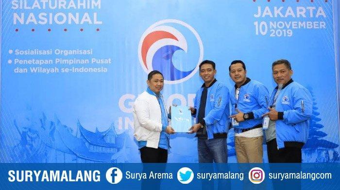 Partai Gelora Jawa Timur Sudah Resmi Punya Pengurus Harian, Ini Sosok Para Pengurusnya yang Dilantik