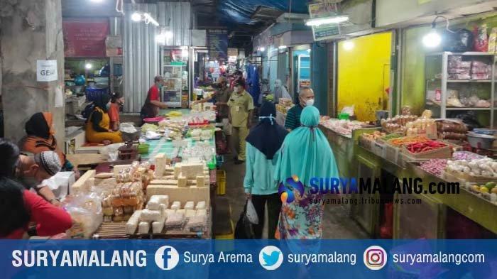 Setuju Pasar Besar Malang Direvitalisasi, Pedagang Minta Aturan Jelas Soal Relokasi