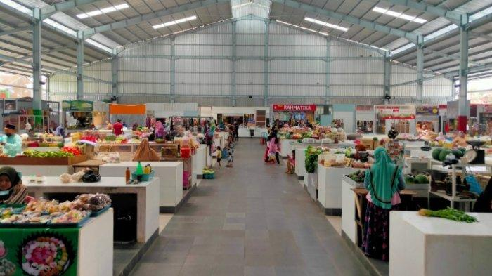 Pasar Kasin Kota Malang Malah Sepi Pembeli Pasca Revitalisasi Tahun 2020