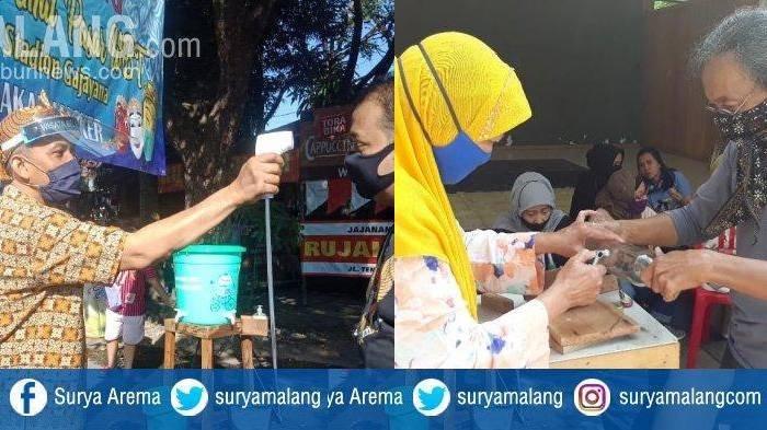 Berita Malang Hari Ini 3 Agustus 2020 Populer: Pasar Wisata Belanja Tugu Buka & Workshop Botol Bekas