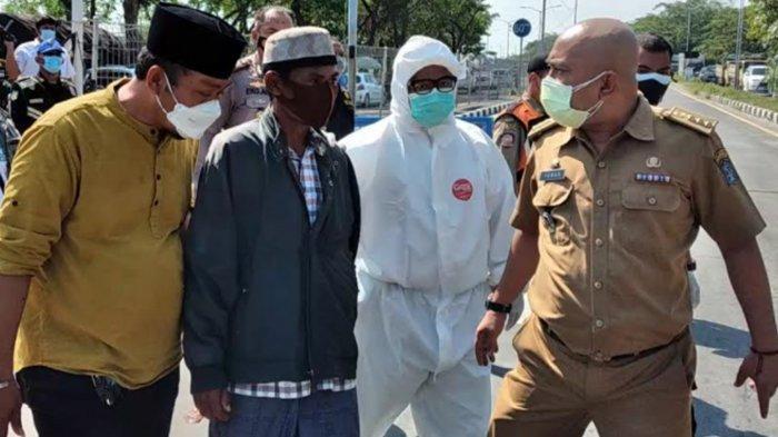 Pria Positif Swab Asal Bangkalan Kabur saat akan Dibawa ke RS, Ditanya Alasan Mengaku Takut Disuntik