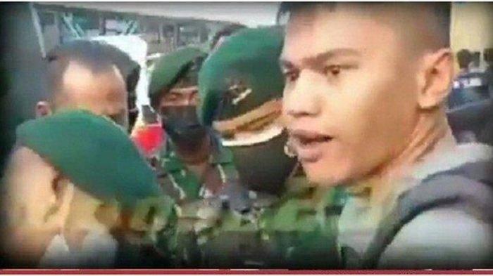 VIDEO Ribut dengan Anggota Paspampres di Penyekatan PPKMDarurat, Polres  Digeruduk Pengawal Presiden - Halaman all - Surya Malang