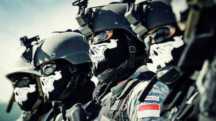 Ngerinya Pasukan Elit Anti Teror TNI yang Dukung Densus 88, Inilah Sat 81, Denjaka dan Den Bravo