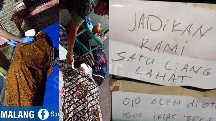 7 Temuan Baru Pasutri Bunuh Diri Bersama di Malang, Teka-teki Penyebab dan Dikubur Satu Liang Lahat