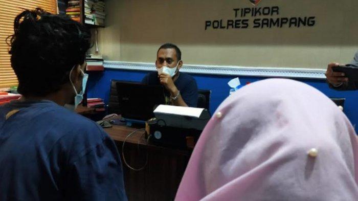 Pasutri di Sampang Nekad Bobol Kantor, Bagi Tugas dan Bawa Kabur Barang Senilai Belasan Juta