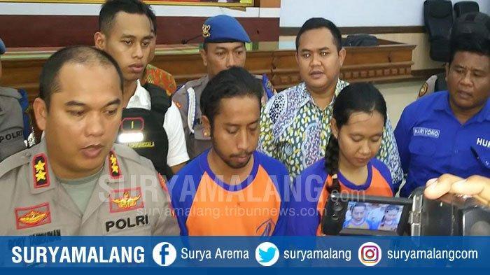 Suami Istri Berdarah Dingin Bunuh Guru SMPN Jombang, Ajak Balita Saat Eksekusi & Beraktivitas Biasa