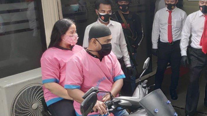 Pasutri Ini Jadi Maling Spesialis Subuh di Tuban, Polisi Sita 6 Motor