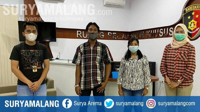 Suami Remas Bagian Viral Istri Sambil Cium Leher di Tengah Jalan Surabaya, Minta Maaf Setelah Viral