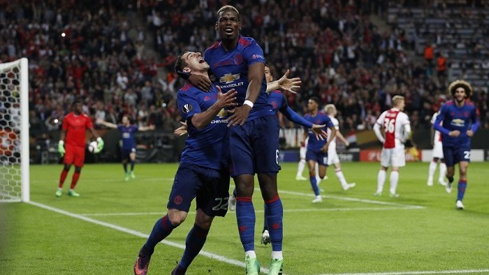 Paul Pogba Singgung Korban Bom, Saat Manchester United Juara