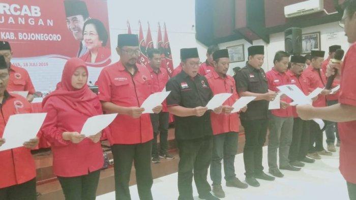 Megawati Tunjuk I Made Cahyana Negara Pimpin PDIP Banyuwangi