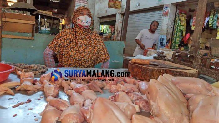 Pasar Tradisional di Kabupaten Malang Tak Lesu Selama PPKM