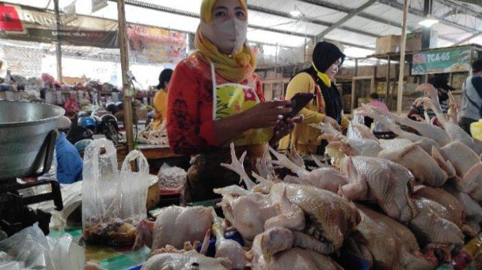 Update Harga Komoditi Jelang Ramadan di Ponorogo, Harga Daging Ayam Broiler Naik, Cabai Rawit Turun