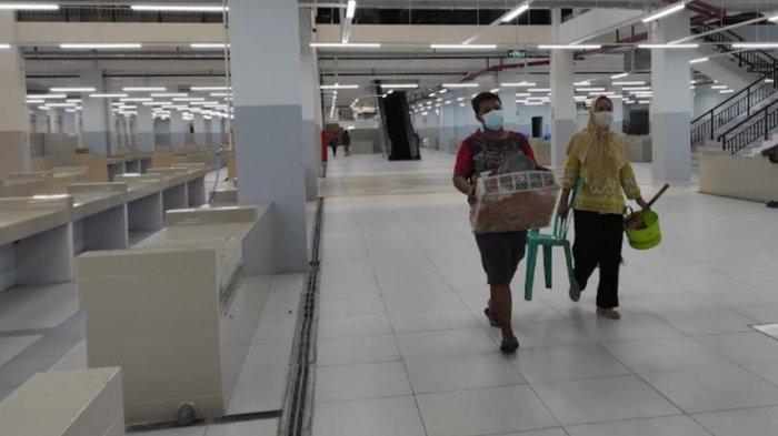 Tahapan Pedagang Boyongan ke Pasar Legi Ponorogo