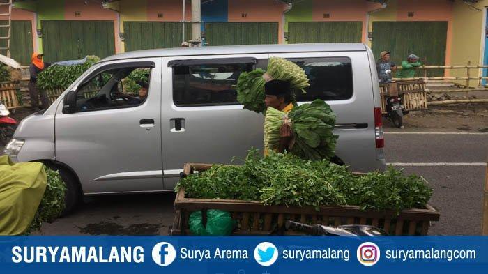 Solusi Bagi Pedagang Sayur, Pemkab Malang Memborong dan Tengkulak Surabaya Dibebaskan Masuk Malang