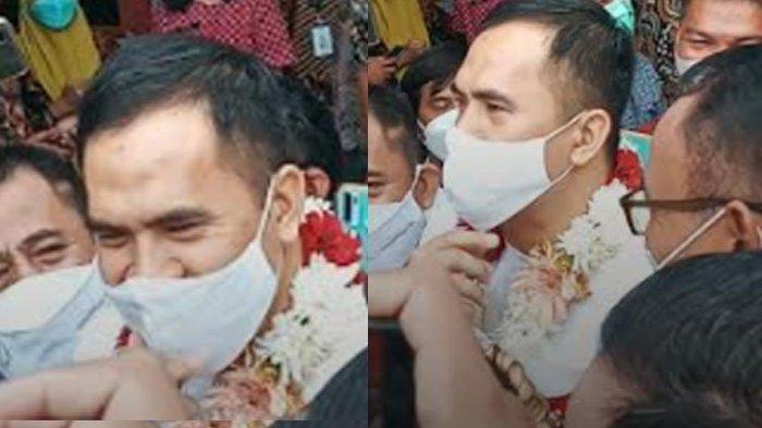 Pedangdut Saipul Jamil resmi bebas murni dari penjara pada hari ini, Kamis 2 September 2021