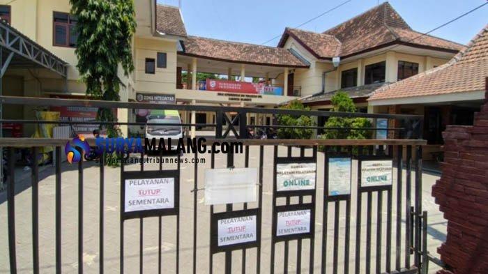 2 Staf Dispendukcapil Kabupaten Mojokerto Positif Corona, Pelayanan Adminduk Ditiadakan