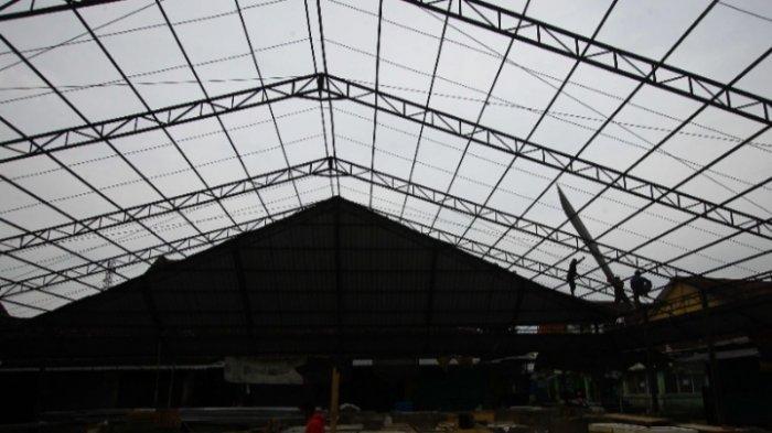 Pemkot Malang Target Revitalisasi 6 Pasar Rampung Tahun Ini