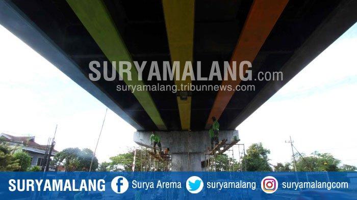 Coba Perhatikan Bagian Bawah Fly Over Arjosari Kota Malang Pasti Ada Yang Berbeda Sungguh Indah Surya Malang