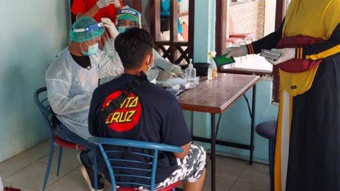 1 Pekerja Migran Asal Trenggalek Positif Covid-19, Langsung Diisolasi di Asrama Milik Pemda