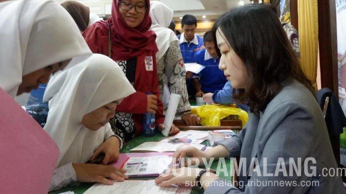 11 Universitas di Tiongkok Tawarkan Beasiswa bagi Lulusan SMA/SMK di Jatim