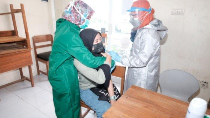 Pelajar di Kota Batu Terima Vaksin Covid-19