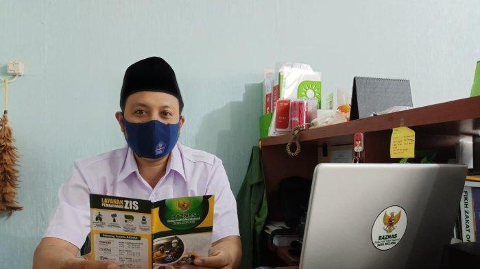 Baznas Kota Malang Akan Beri Beasiswa Bagi Anak yang Ortunya Meninggal Karena Covid-19