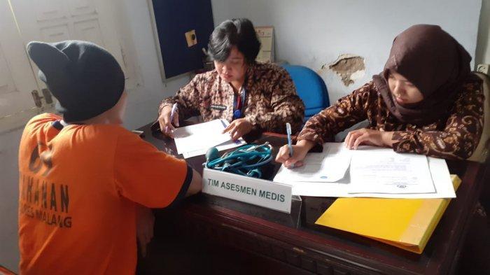 BNN Kabupaten Malang Asesmen Terpadu Pada Seorang Penyalahgunaan Narkotika