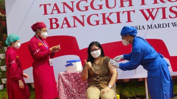 Update Covid-19 Kota Malang, Vaksinasi Lansia Baru Berjalan 45 Persen