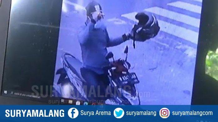 Pelaku Gendam Menyamar jadi ASN di Kota Batu, Embat Ponsel Penjual Buah di Jl Raya Ir Sukarno
