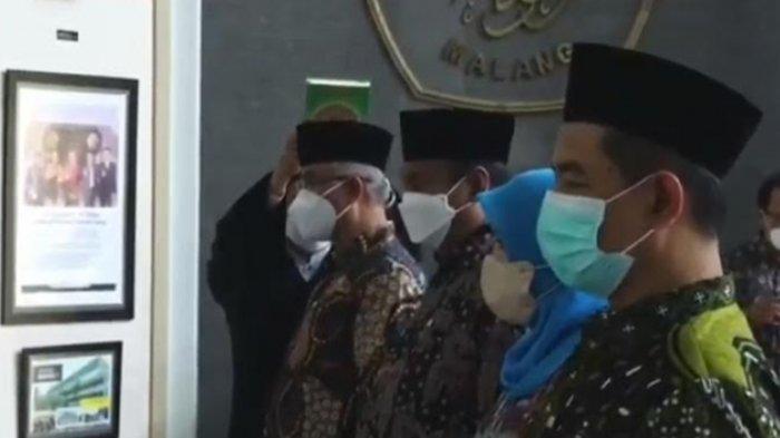 Lantik 4 WR, Rektor UIN Maliki Malang Prof Dr Zainuddin Ingin para WR Jadi Partner Kemajuan
