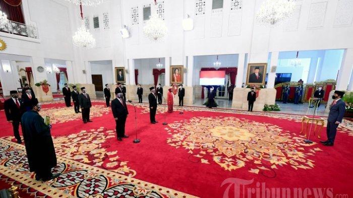 Bocoran Rencana Pergantian Menteri di Pekan Ini Dari KSP, Muncul Daftar Nama Menteri Layak Reshuffle