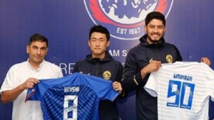 Renshi Yamaguchi dan Adilson Maringa Bicara Blak-blakan Soal Arema FC dan Budaya Lokal di Indonesia