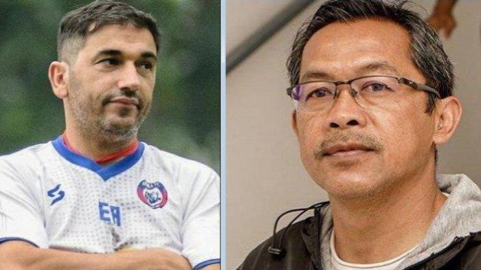 Persebaya dan Arema FC Terpuruk di Awal Liga 1 2021, Aji Santoso dan Eduardo Almeida Diminta Mundur