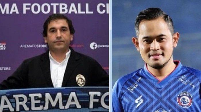Bos Arema FC Punya Ambisi Juara, Begitu Penilaiaan Pelatih Eduardo Almeida Soal Gilang Widya Pramana