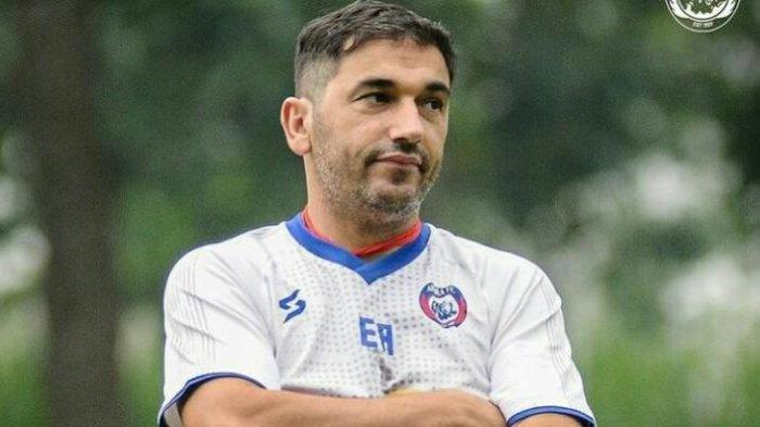 Pelatih Arema FC Eduardo Almeida Beri Komentar Terkait Kekalahan Portugal Atas Jerman di Euro 2020