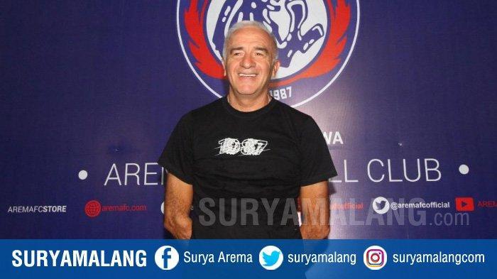 Mario Gomez Mundur Dari Arema FC, Charis Yulianto : Saya Kehilangan Sosok, Teman dan Motivator