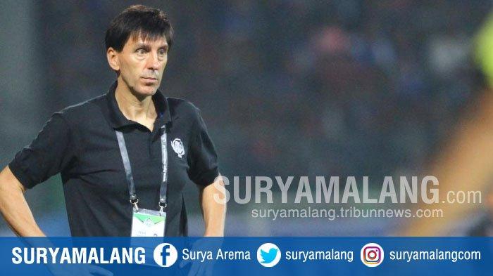 Musim Depan, Milan Petrovic Ingin Arema FC Datangkan Pemain Berpengalaman