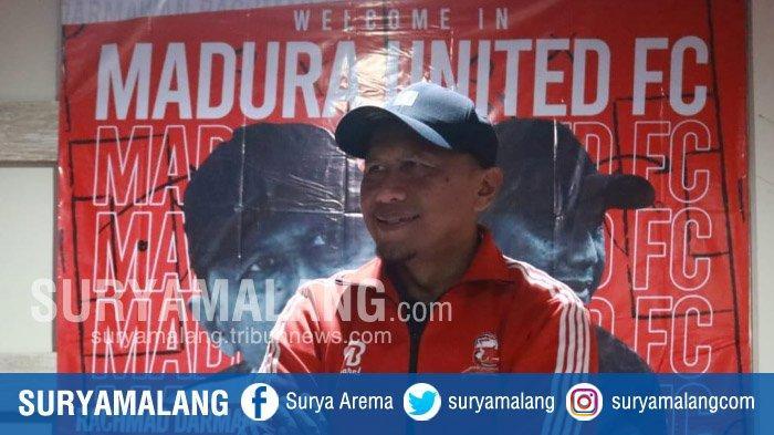Manajemen Madura United Perpanjang Kontrak Rahmad Darmawan Sebagai Pelatih di Kompetisi Musim 2021