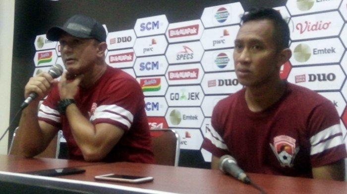 Gomes de Oliveira Ungkap Kunci Kemenangan Kalteng Putra Atas Arema FC