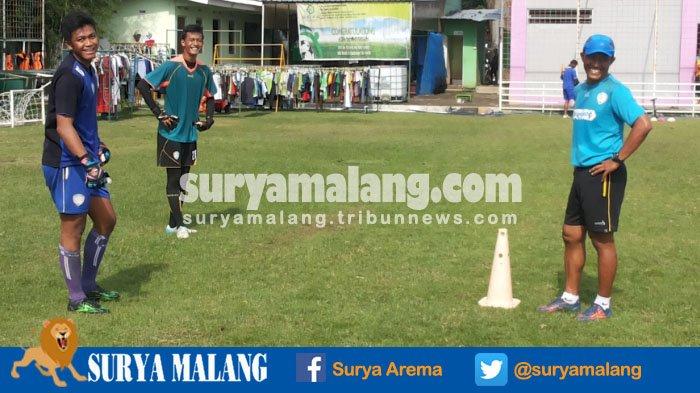 Yanuar Hermansyah, Pelatih Kiper Arema Bakal dapat Lisensi C AFC, Ini Rencana Selanjutnya
