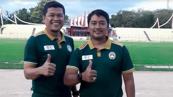 2 Tim Pelatih Madura United Selesai Kursus Kepelatihan Level A AFC