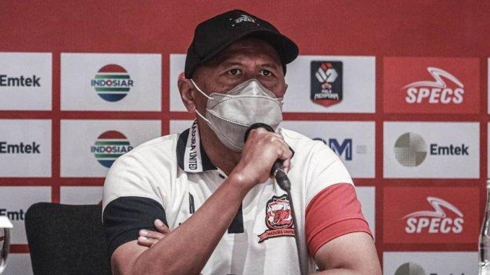 Lupakan Piala Menpora 2021, Pelatih Madura United Fokus Siapkan Tim Jelang Liga 1