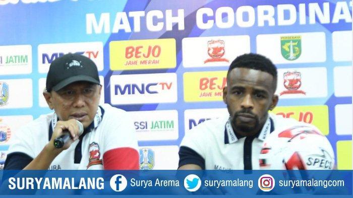 Madura United Lolos Semifinal Berkat Kemenangan Persik Atas Bhayangkara, RD : Tambah Motivasi Pemain