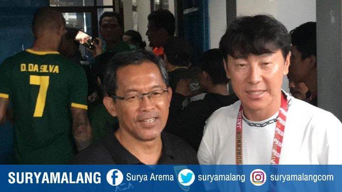 Hanya Ada Dua Pemain Naturalisasi yang Menarik Hati Pelatih Timnas Indonesia Shin Tae-yong
