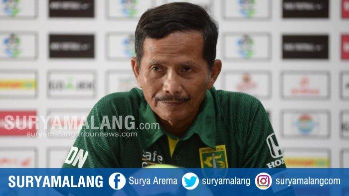 Usai Persebaya Surabaya Vs PSIS Semarang, Djadjang Nurdjaman Ikut Kursus Kepelatihan AFC Pro