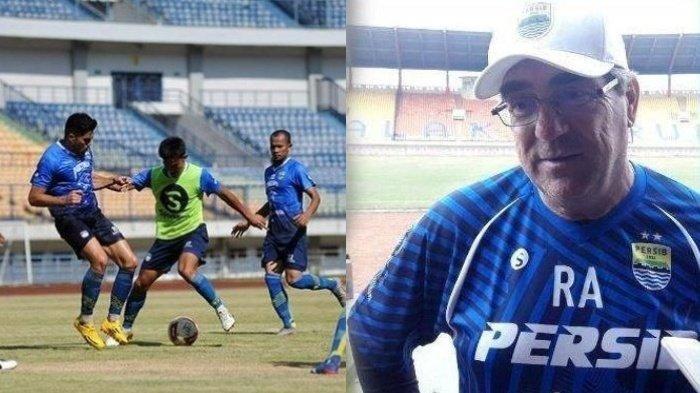 Bak Kutukan Sulit Juara, Pelatih Persib Bandung Yakin Bisa Menang di Liga 1 2020, Ini Kondisi Pemain
