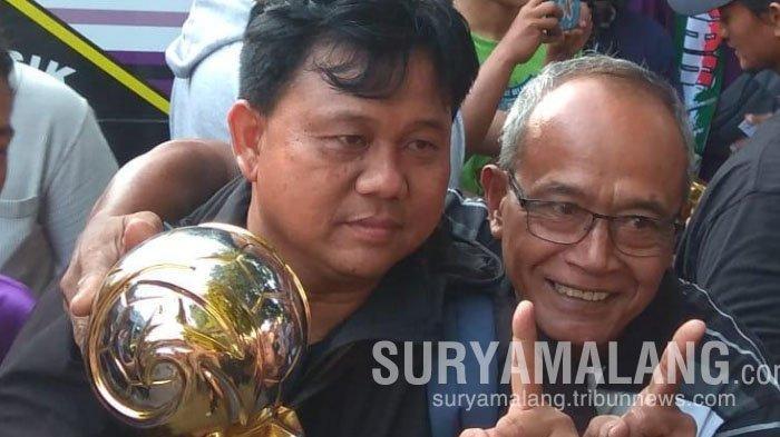 WAWANCARA EKSKLUSIF : Budiarjo Thalib, Sang Pengantar Persik Juara Liga 2 1019 & Lolos Liga 1 2020