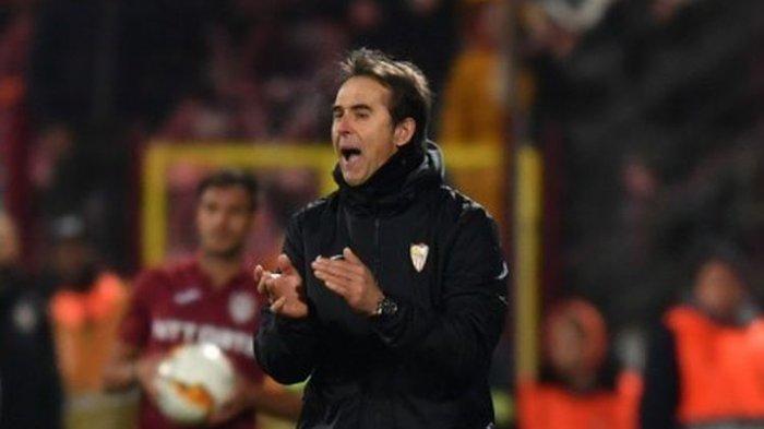 Final Liga Europa : Sevilla Vs Inter Milan, Julen Lopetegui Beri Pujian Setinggi Langit kepada Conte