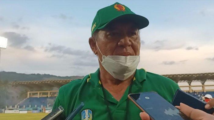 Selesai PON XX Papua, Pelatih Tim Sepakbola Jatim Rudy Keltjes akan Boyong Tim ke Bandung