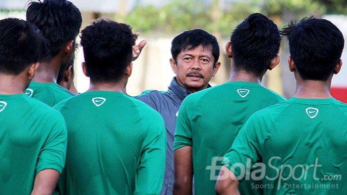 Indonesia Vs Thailand – Ini Susunan Pemain Timnas U-19 Indonesia dalam Laga 15 September 2017